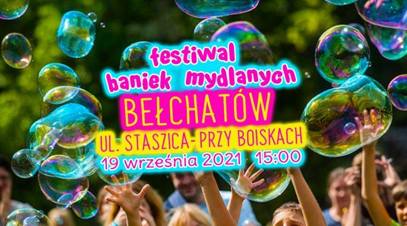 Festiwal Baniek mydlanych.